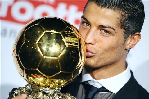 Cristiano Ronaldo recebeu a recompensa merecida.