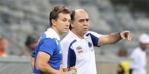 Marcelo montou um Cruzeiro vencedor em poucos meses. Dagoberto desacreditado no Inter mostra que ainda é  diferenciado.