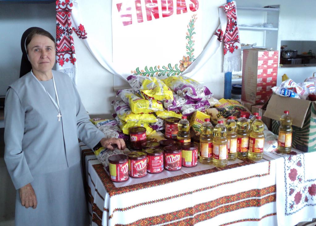 Além da confraternização e troca de experiências, o Clube xt600 Brasil colaborou com alimentos para entidades carentes de Prudentópolis